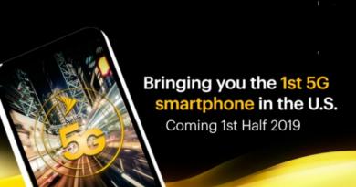 Ponsel 5G LG Meluncur Awal 2019