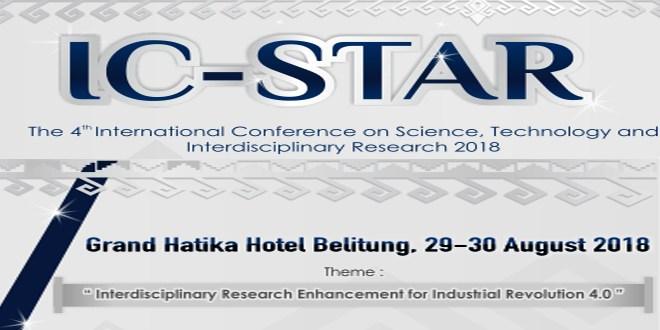 IC-STAR 2018