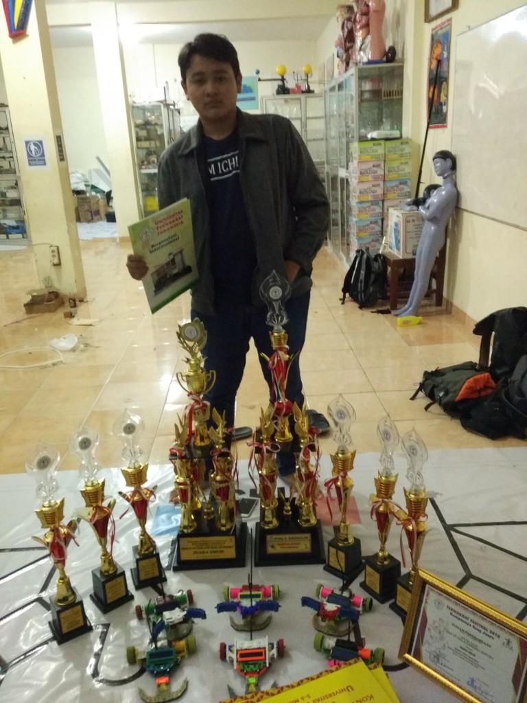 juara 1 teknokrat sumbagsel