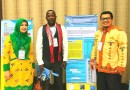 Dosen PSTI Menyampaikan Paper Pada International Conference on Applied Sciences Mathematics and Informatics
