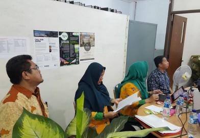 Kegiatan Rutin Tahunan, Audit Internal PSTI oleh Tim Auditor dari LP3M Tahun 2017