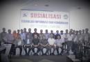Dosen PSTI Menjadi Narasumber Kegiatan Sosialisasi Layanan Teknologi Informasi dan Komunikasi Universitas Lampung