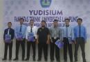 Kegiatan Yudisium Wisudawan Mahasiswa/i Fakultas Teknik Universitas Lampung Periode Wisuda September 2018