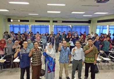 "PSTI Mengadakan Kegiatan Kuliah Umum Bertema ""Coaching Klinik PKM dan Kewirausahaan"""