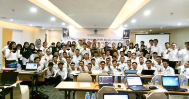 Mahasiswa PSTI Mengikuti Kegiatan Sertifikasi Nasional Berbasis SKKNI Bidang Informatika Untuk Angkatan Kerja Muda, KEMKOMINFO