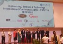 "Dosen PSTI Mengikuti Kegiatan International Conference ""Engineering, Science & Technology International Conference 2018 (ESTIC'18)"", Selangor Malaysia"