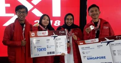 Mahasiswa Teknik Informatika Unila, Harlika Nobra Setia Masuk Grand Final Indonesia NEXT – Telkomsel