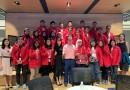 Mahasiswa Teknik Informatika Unila, Harlika Nobra Setia Mengikuti Kegiatan Short Course di Singapore