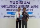 Mahasiswa Teknik Informatika Universitas Lampung Mengikuti Yudisium Wisuda Periode September 2019