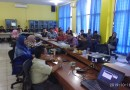 Jurusan Teknik Elektro Universitas Lampung Menggelar Kegiatan Pemaparan Visi dan Misi Bakal Calon Kajur Periode 2019-2023