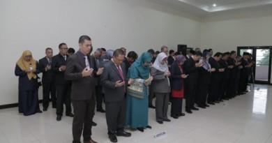 Program Studi Teknik Informatika Mengucapkan Selamat atas Pelantikan Ketua dan Sekretaris Jurusan Teknik Elektro Universitas Lampung