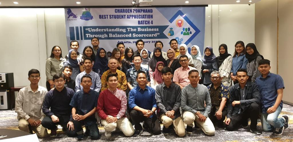 Best Student Appreciation (CPBSA) Batch 4, 2020, Indonesia – Thailand