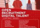 Open Recruitment Digital Talent Telkom Indonesia