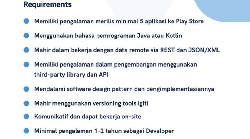 Flick Android Developer